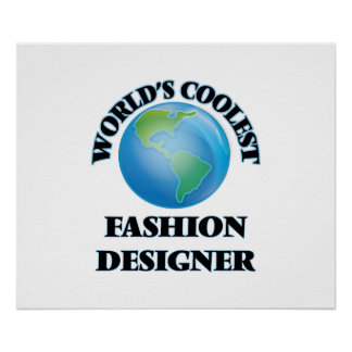 El diseñador de moda más fresco del mundo impresiones