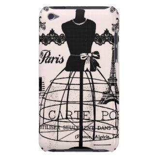 El diseñador femenino inspiró París Carcasa Para iPod