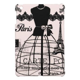 El diseñador femenino inspiró París iPad Mini Protector