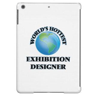 El diseñador más caliente de la exposición del