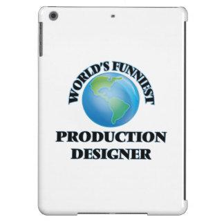 El diseñador más divertido de la producción del