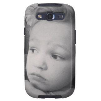 El diseñar del pelo de Edward - de Ella Samsung Galaxy S3 Carcasas