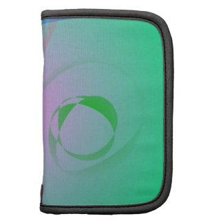 El diseño abstracto verde más único