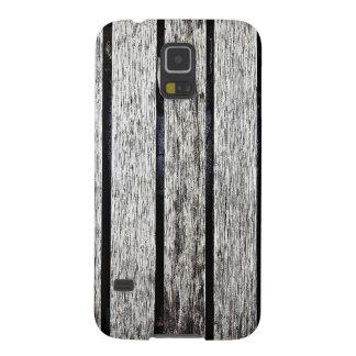 El diseño anhela la talla del St natural de madera Carcasa Para Galaxy S5