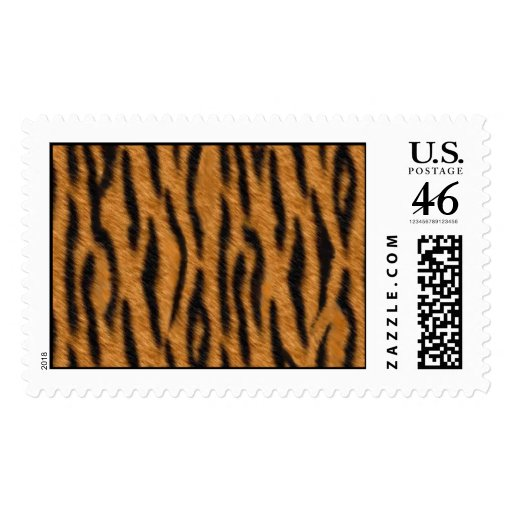 El diseño de la impresión de la piel del tigre, ti