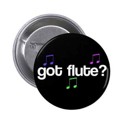 El diseño de la música consiguió el botón de la fl pins