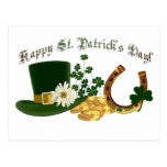 El diseño de St Patrick ADAPTABLE del irlandés Tarjetas Postales