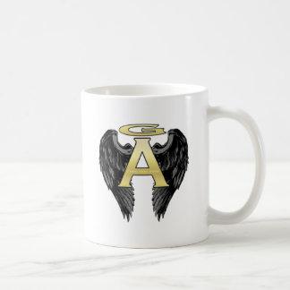 El diseño del ángel de Gabriel se va volando el lo Taza De Café