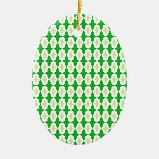 El diseño del arte modela las tejas clásicas moder ornamento de navidad