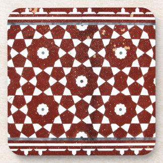 El diseño del arte modela las tejas clásicas moder posavasos