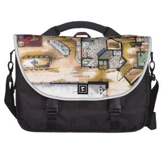 El diseño es todo de Thompson Kellett Bolsas Para Portatil