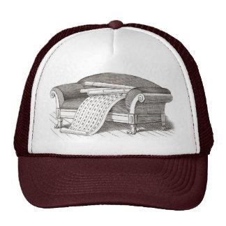El diseño está en mi mente - casquillo del decorad gorros