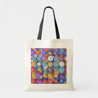 el diseño floral bolsa tela barata
