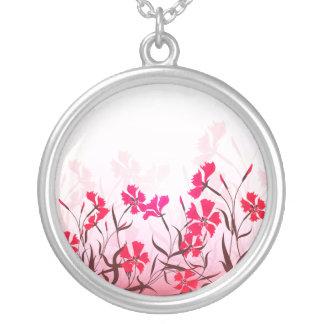 El diseño floral brillante decorativo de los colgante redondo
