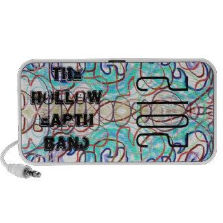 El diseño hueco 2012 de Soundwave de la banda de l iPod Altavoces