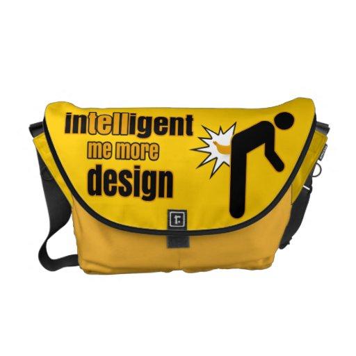 El diseño inteligente… me dice más bolsa de mensajeria