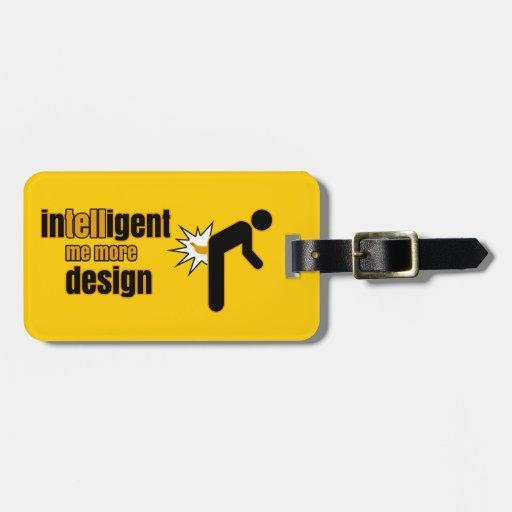 El diseño inteligente… me dice más etiquetas de equipaje