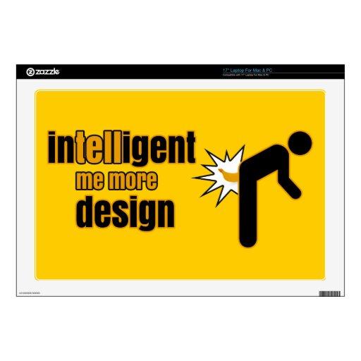 El diseño inteligente… me dice más skins para portátiles