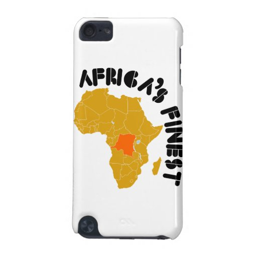El diseño más fino de Congo, África