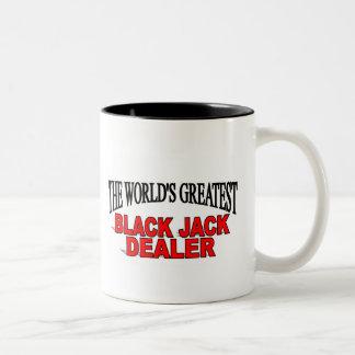 El distribuidor autorizado más grande de Black Taza De Dos Tonos