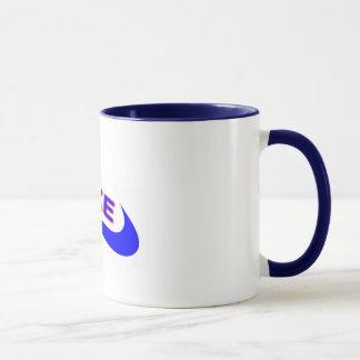 El divertirse taza