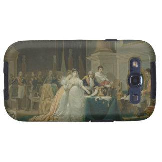 El divorcio de la emperatriz Josephine (1763-1814) Galaxy S3 Protectores