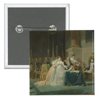 El divorcio de la emperatriz Josephine (1763-1814) Pins