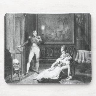 El divorcio de Napoleon I Tapete De Raton