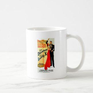 El divorcio de señora X Tazas De Café