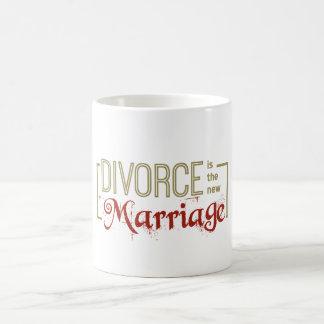 El divorcio es la nueva taza de la boda