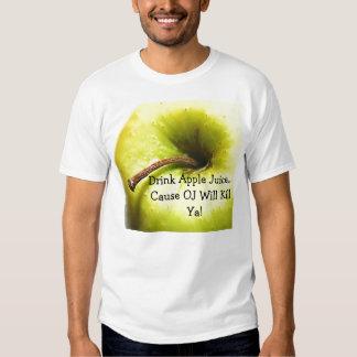 ¡El DO de la causa del zumo de manzana de la Camisas