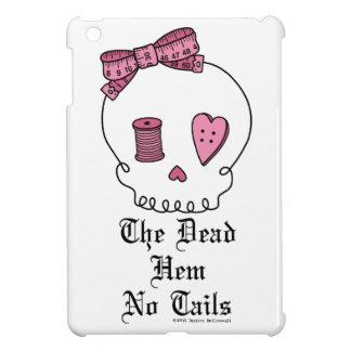 El dobladillo muerto ningunas colas (rosa)