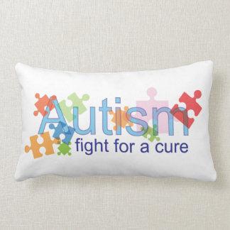 El doble del autismo echó a un lado almohada