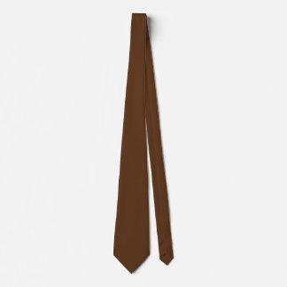 El doble oscuro del chocolate echó a un lado color corbata