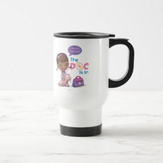 El doc. está en 2 taza de café