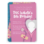 El doc. está en la invitación del cumpleaños