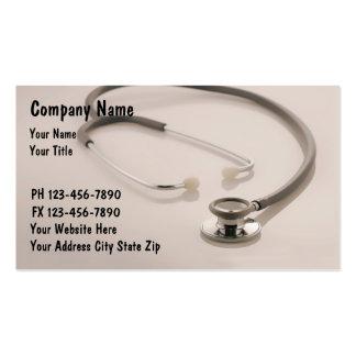 El doctor Business Cards_1 Tarjetas De Visita