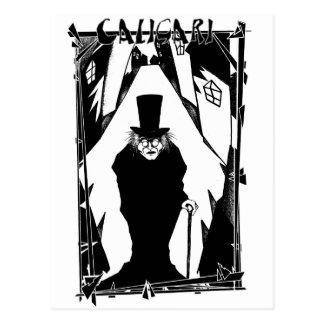 El doctor Caligari Postal