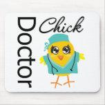 El doctor Chick Alfombrilla De Ratones