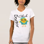 El doctor Chick T-shirts