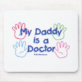 El doctor Daddy Hands Tapete De Ratones