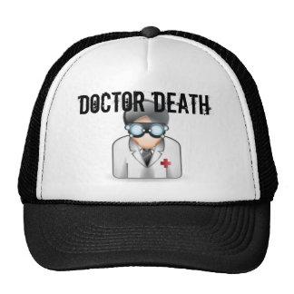 El doctor Death Gorro De Camionero