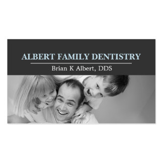 El doctor dental Smile Business de la odontología  Plantillas De Tarjetas Personales