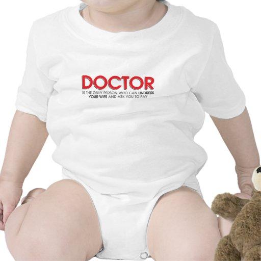 El doctor divertido y del humor Jokes Camiseta