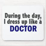 El doctor During The Day Tapete De Ratón