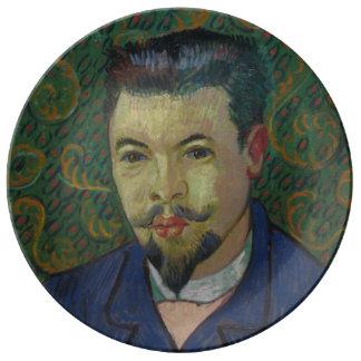 El doctor Felix Rey de Vincent van Gogh
