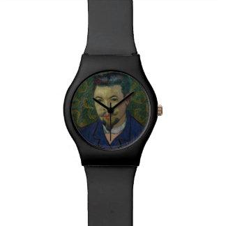 El doctor Felix Rey de Vincent van Gogh Reloj De Mano