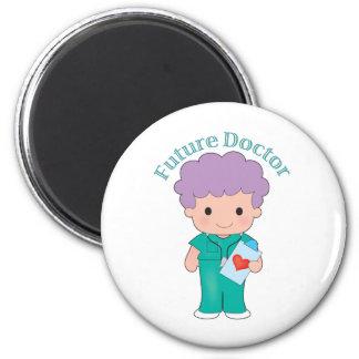 El doctor futuro Boy Iman