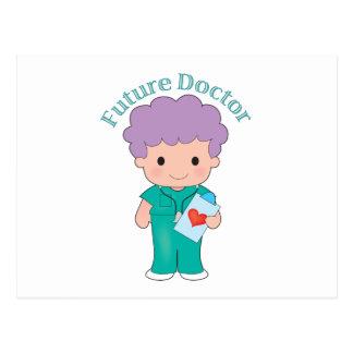 El doctor futuro Boy Postal