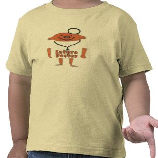 El doctor futuro Kiddy Design Camisetas